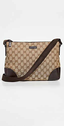 Shopbop Archive - Gucci Joy Messenger Bag, GG Canvas