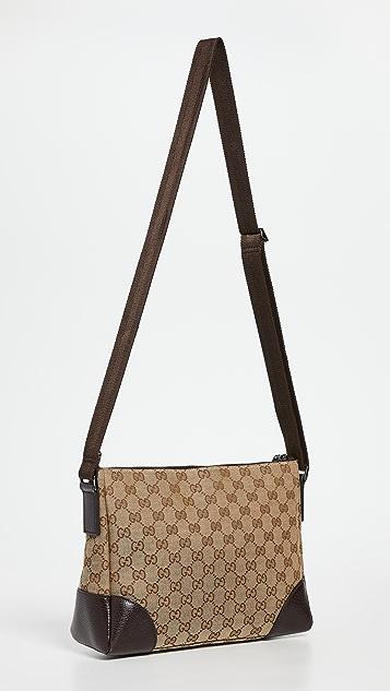 Shopbop Archive Gucci Joy 信使包,GG 帆布