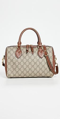 Shopbop Archive - Gucci 2way Boston Medium Bag, Gg Supreme