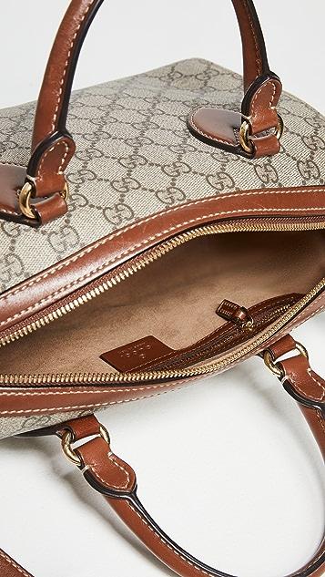 Shopbop Archive Gucci 双向中号波士顿包,Gg Supreme