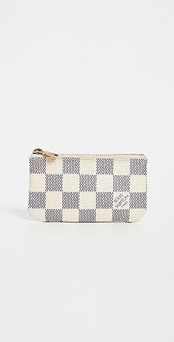 Shopbop Archive - Louis Vuitton Pochette Cles, Damier Azur