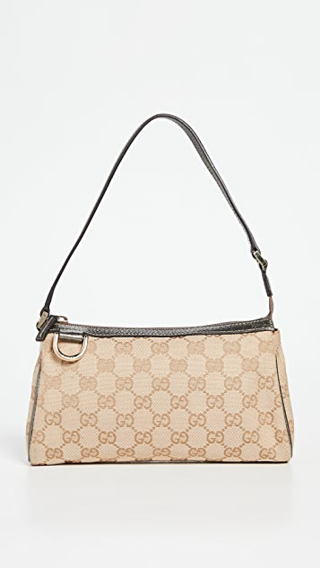 Shopbop Archive Gucci Abbey Soft D-ring Pochette