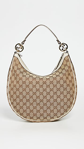 Shopbop Archive Gucci Twins 半月形包