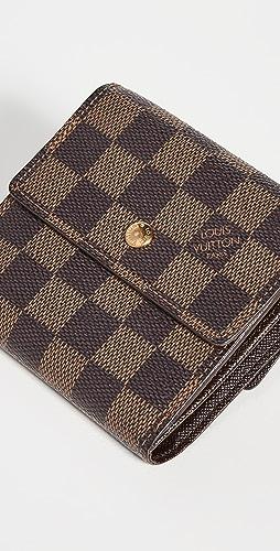 Shopbop Archive - Louis Vuitton Elise Wallet, Damier Ebene