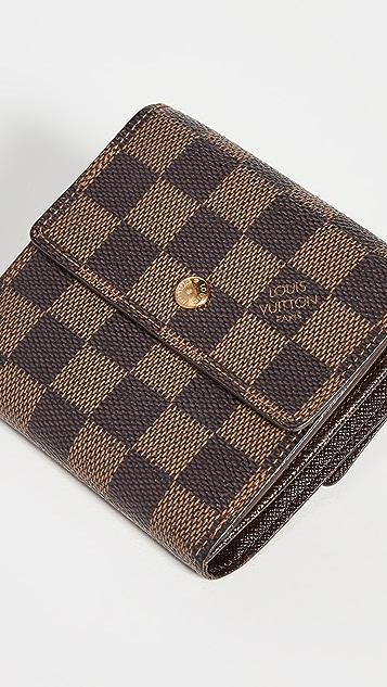 Shopbop Archive Louis Vuitton Elise 钱包,Damier Ebene