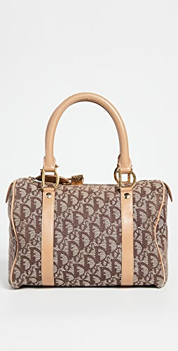 Shopbop Archive - Christian Dior Vintage Medium Boston Bag