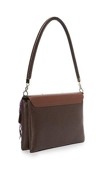 Sara Battaglia Jasmine Shoulder Bag