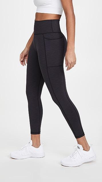 Sweaty Betty Super 挺括八分瑜伽贴腿裤