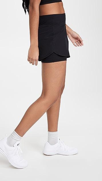 """Sweaty Betty Challenge 4"""" Running Shorts"""