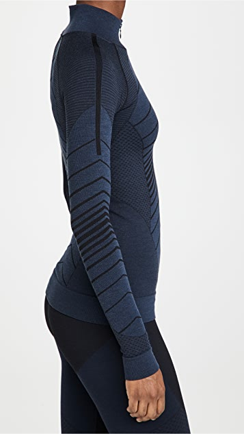 Sweaty Betty Betty Ski Merino Base Layer Top