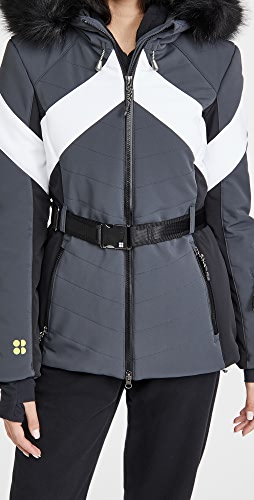 Sweaty Betty - Method Hybrid Ski Jacket