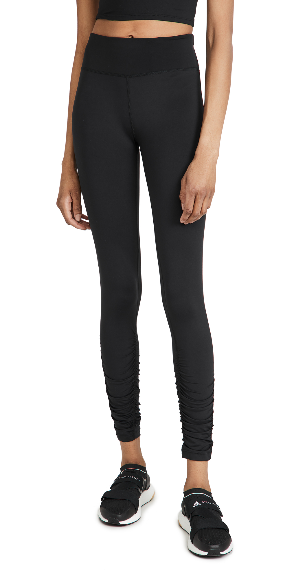 Sweaty Betty All Day Ruche Hem Leggings