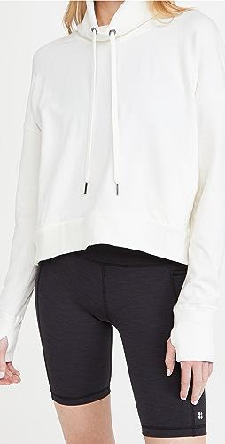 Sweaty Betty - Harmonize Luxe Fleece Sweatshirt