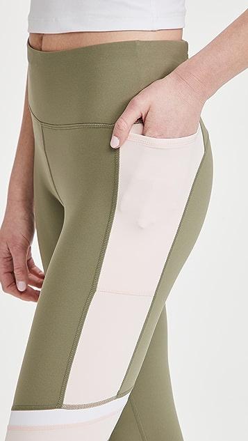 Sweaty Betty Power Block 工装贴腿裤