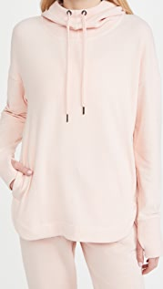 Sweaty Betty Escape Luxe Fleece Hoodie