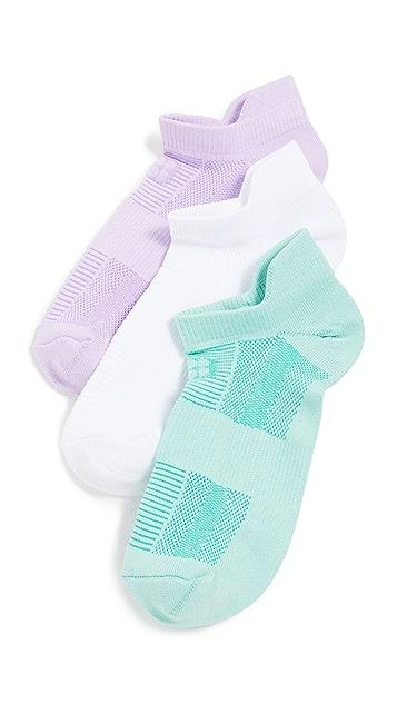 Sweaty Betty 3 Pack Lightweight Trainer Socks