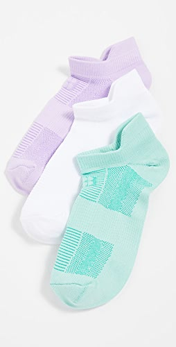 Sweaty Betty - 3 双装轻盈训练袜
