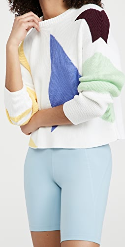 Sweaty Betty - Flash Dance Cotton Sweater