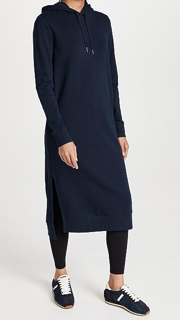 Sweaty Betty Essentials Hooded Sweatshirt Dress