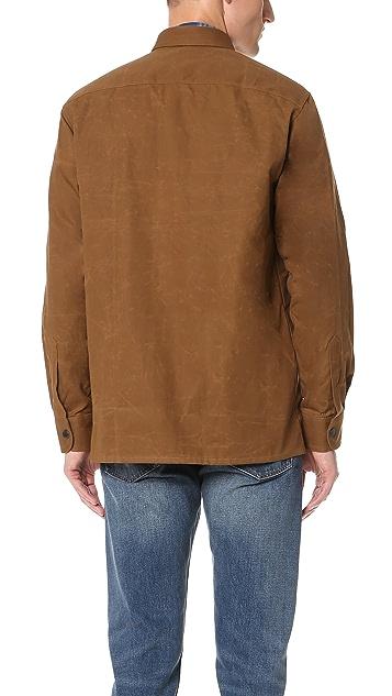 Schnayderman's Waxed Cotton Overshirt