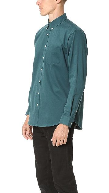 Schnayderman's Leisure Twill Shirt