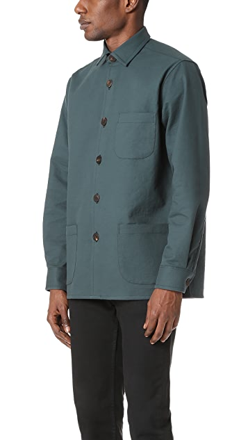 Schnayderman's Tube One Overshirt