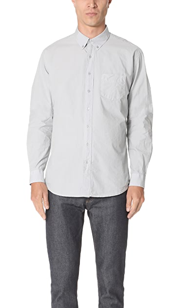 Schnayderman's Leisure Poplin One Top Shirt