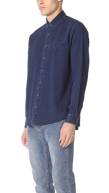 Schnayderman's Leisure Denim One Shirt