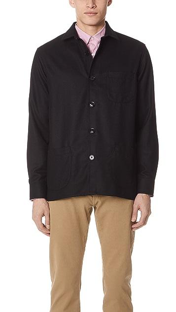Schnayderman's Overshirt Virgin Wool One Jacket