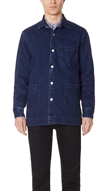 Schnayderman's Denim Overshirt One
