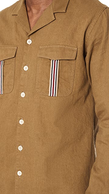 Schnayderman's Leisure Notch Twill Shirt