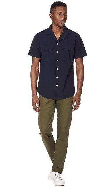 Schnayderman's Leisure Notch Shirt