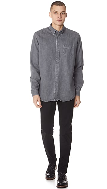Schnayderman's Leisure Denim One Shirt