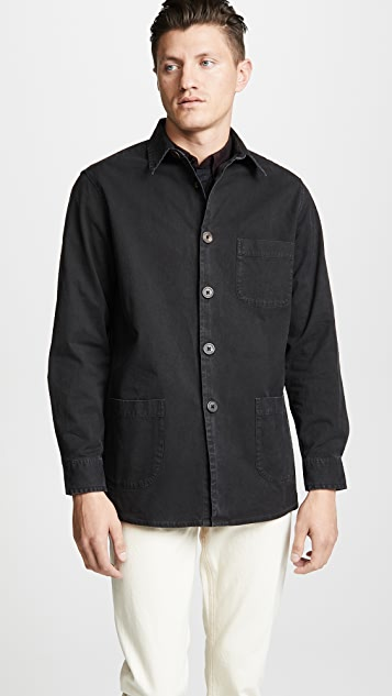 Schnayderman's Overshirt Overdyed One
