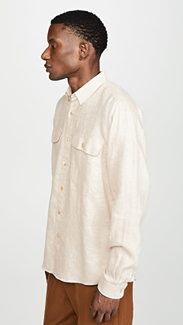 Schnayderman's Shaket Linen One Shirt
