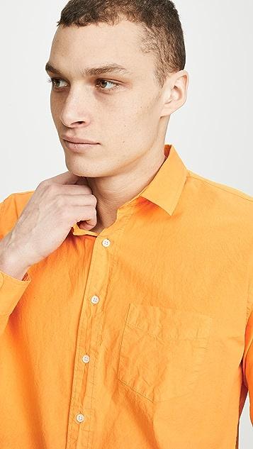 Schnayderman's Poplin Shirt