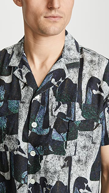 Schnayderman's Short Sleeve Notch Shirt