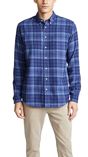 Schnayderman's Plaid Shirt