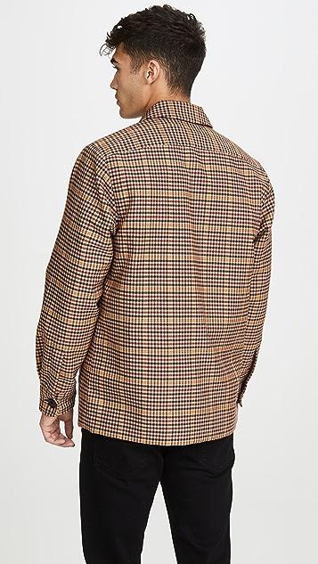 Schnayderman's Notch Check Overshirt