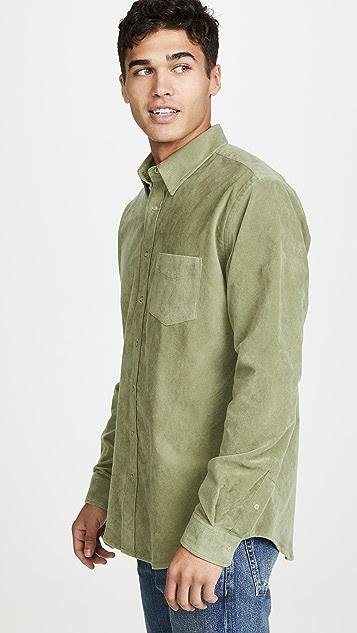 Schnayderman's Moleskin Button Under Shirt