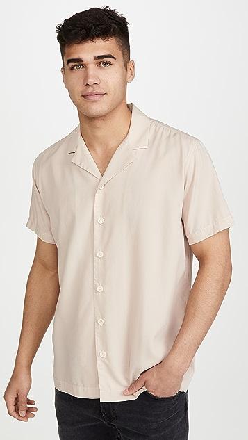 Schnayderman's Tencel Short Sleeve Shirt