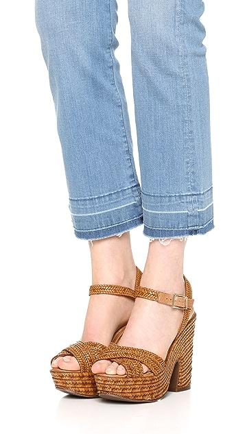 Schutz Aileen Platform Sandals