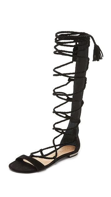 d56a54725b7 Schutz Gloria Tall Gladiator Sandals