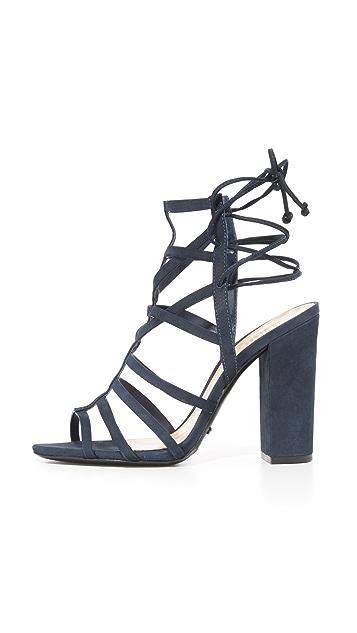 Schutz Loriana Caged Sandals