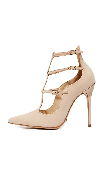 Schutz Welly Strappy Pumps