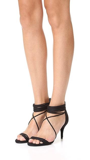 Schutz Violita Ankle Strap Sandals