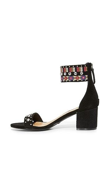 Schutz Naharis City Sandals
