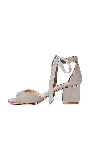 Schutz Nere City Sandals