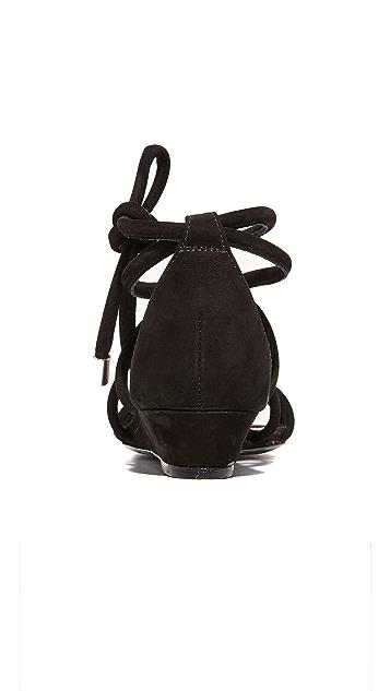 Schutz Margarete Wedge Sandals