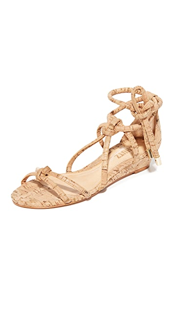 Schutz Margarete Wedge Sandals